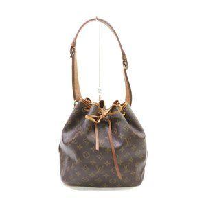 Louis Vuitton LV Shoulder Bag Petit Noe